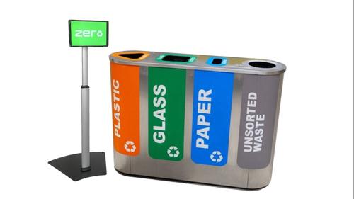 Sensibin Zero tells you which bin to put your waste in.