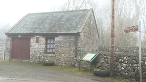 The forge was restored by the local community