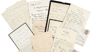 The letters were sent between 1883 and 1885 (Pics: Sotheby's London)