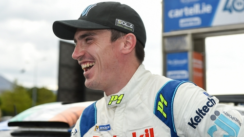 """Craig Breen: """"We'll give everything we've got."""""""