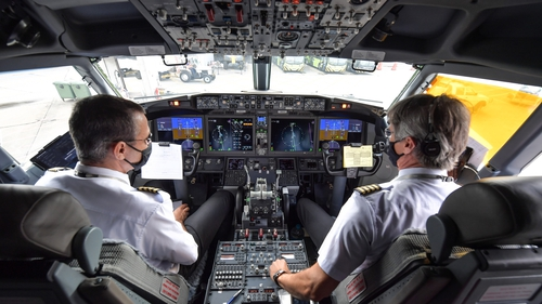 The European Cockpit Association described the aviation sector as being in a 'state of high alert' due to the resurgence of Covid-19