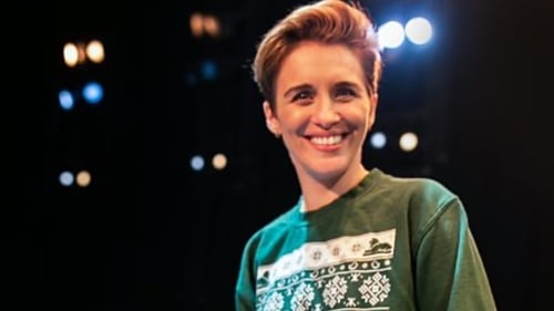 Vicky McClure's Dementia Choir at Christmas
