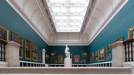 National Gallery of Ireland prepares to reopen doors