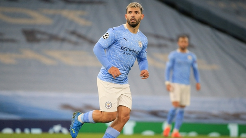 Last night was only the Argentinian's fifth appearance of the season after being troubled by knee and hamstring issues