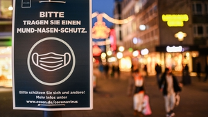 The GfK institute'sconsumer sentiment index is based on a survey of around 2,000 Germans