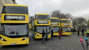 The buses are destined for use in Dublin by Dublin Bus and in Galway by Bus Éireann from early in the New Year