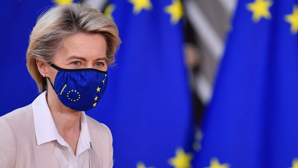 EC President Ursula von der Leyen wants 70% of EU adults to be vaccinated by mid-September