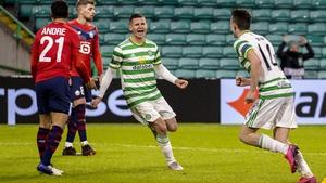 Celtic's David Turnbull makes it 3-2