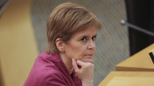 Nicola Sturgeon prepares to appear before Holyrood Inquiry