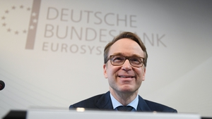 Germany's Bundesbank President Jens Weidmann
