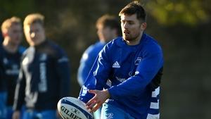 Ross Byrne starts for Leinster
