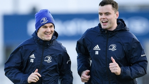 Sexton (l) and Ryan start on the bench