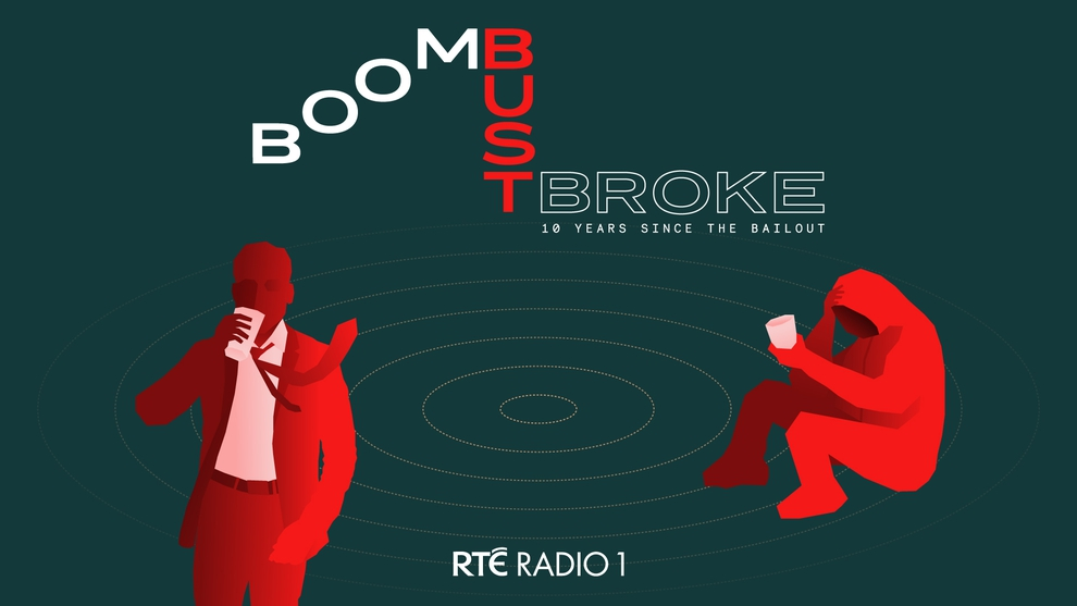 Boom, Bust, Broke: 10 Years since the Bailout