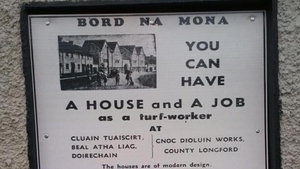 The arrival of power stations and Bord na Móna brought wealth to the midlands region