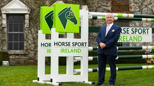 Joe Reynolds, Chairman of Horse Sport Ireland, welcomed the announcement