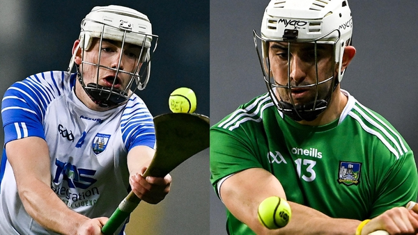 Neil Montgomery, left, has been drafted into the Waterford team, while Aaron Gillane has been passed fit by Limerick