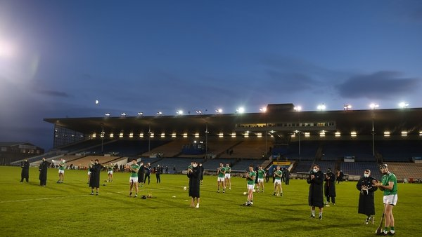 Limerick are the reigning league champions