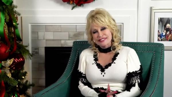 "Dolly Parton: ""Now I feel like if I take it, I'll be doing politics, so I'm not sure."""