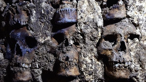 Some of the remains could be of people who were killed in ritual sacrifices to appease the gods