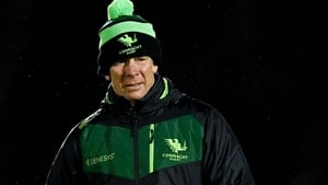 Connacht appointed Andy Friend head coach for the 2018/19 season