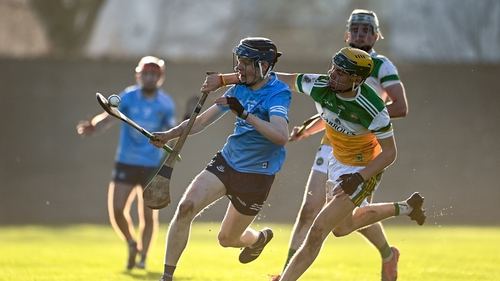 Dublin edged out Offaly in the Leinster U20 quarter-final