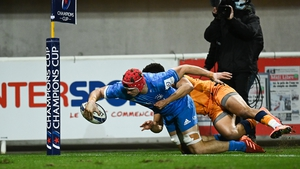 Van der Flier is back in Leinster action this weekend