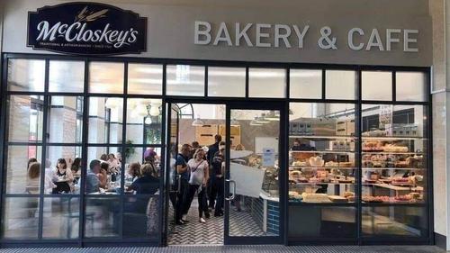 McCloskeys bakery has six outlets