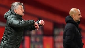 Solskjaer seemed happy enough with his team's day's work.