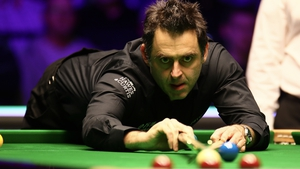 Ronnie O'Sullivan was 4-1 down at one stage against Li Hang