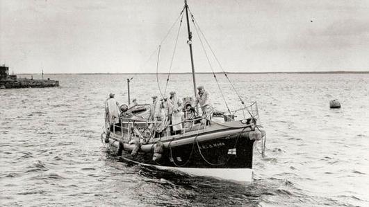 The Lifeboat Mona