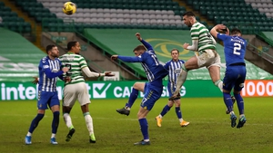Shane Duffy seals the victory for Celtic against Kilmarnock