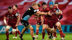 Munster score two tries