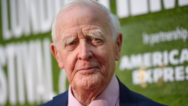 John le Carré passed away after battling pneumonia