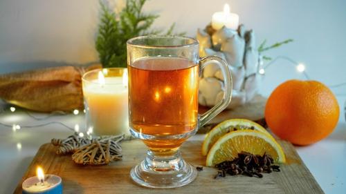 Christmas Spirit blend by MXT Brew Co