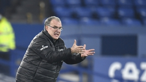 Bielsa's Leeds are 14th in the Premier League table