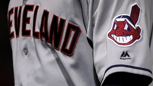 The 'Chief Wahoo' Cleveland Indians logo