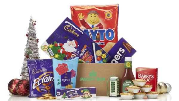 The Christmas Paddy Box