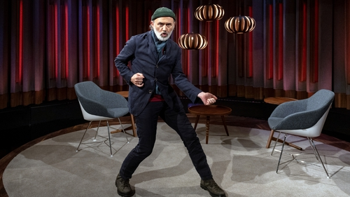 The Tommy Tiernan Show has extended its current season by six weeks