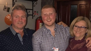 21-year-old Martin Ginnelly was a passenger in a car which crashed at Gibbstown Cross on 7 July 2018.