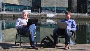 ZiggyTec co-founders Kieran Murphy and Peter Murphy