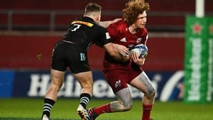 Healy helped Munster to a 21-7 win
