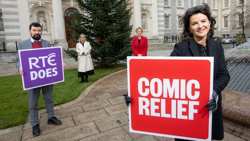 Vulnerable people prioritised in grants of over €5.8 million from RTÉ Does Comic Relief