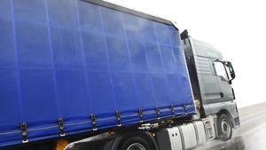 Logistics UK represents around 400 operators in Northern Ireland (File photo)