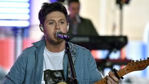 "Niall Horan - Hailed ALONE's ""1,400 amazing volunteers"""