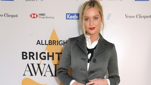 "Laura Whitmore - ""It's been hard to keep such happy news quiet"""