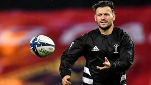 "Danny Care: ""It's a physical sport sometimes."