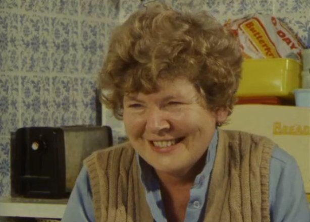 Nora Gilligan, founder of Women In The Home (WITH), 1986