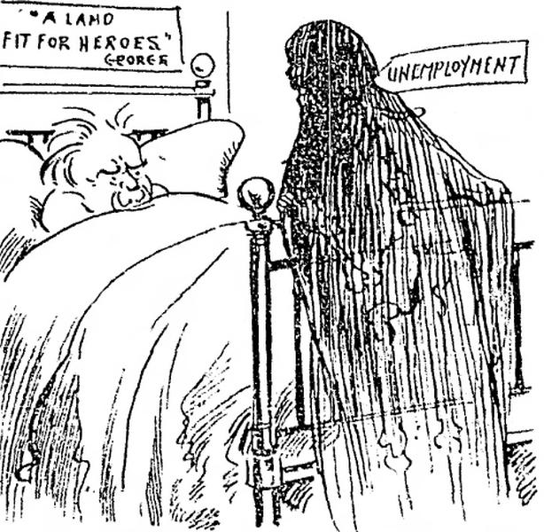 Century Ireland - Issue 195-Unemployment-Sunday Independent 9-Jan-1921