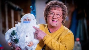 Who needs Die Hard when you have Mrs Brown?