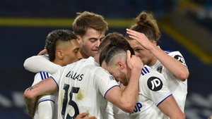 Leeds strolled to a 5-0 victory over West Brom